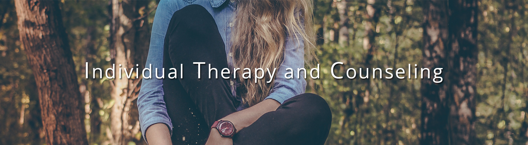 Individual Therapy and Counseling in San Francisco